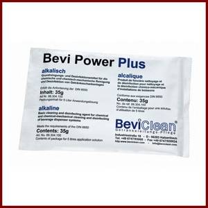BeviClean Bevi Power Plus pour nettoyage et désinfection de conduit de pompe à bière ...