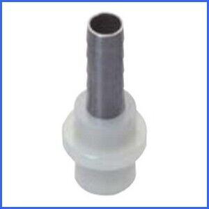 MICRO MATIC 50 Cannelures INOX 7 mm droite INOX MICRO MATIC pour raccord 1/2