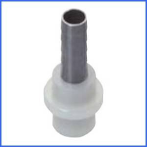 MICRO MATIC Cannelures INOX 7 mm droite INOX MICRO MATIC pour raccord 1/2