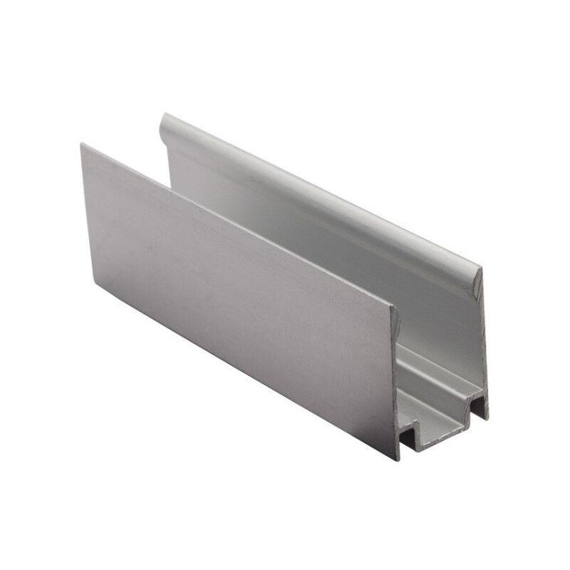 Clip de Fixation en Aluminium pour Néon LED Flexible Monochrome