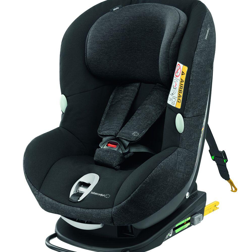 Bébé Confort 18kg)Siège auto Milofix NOIR Bébé Confort