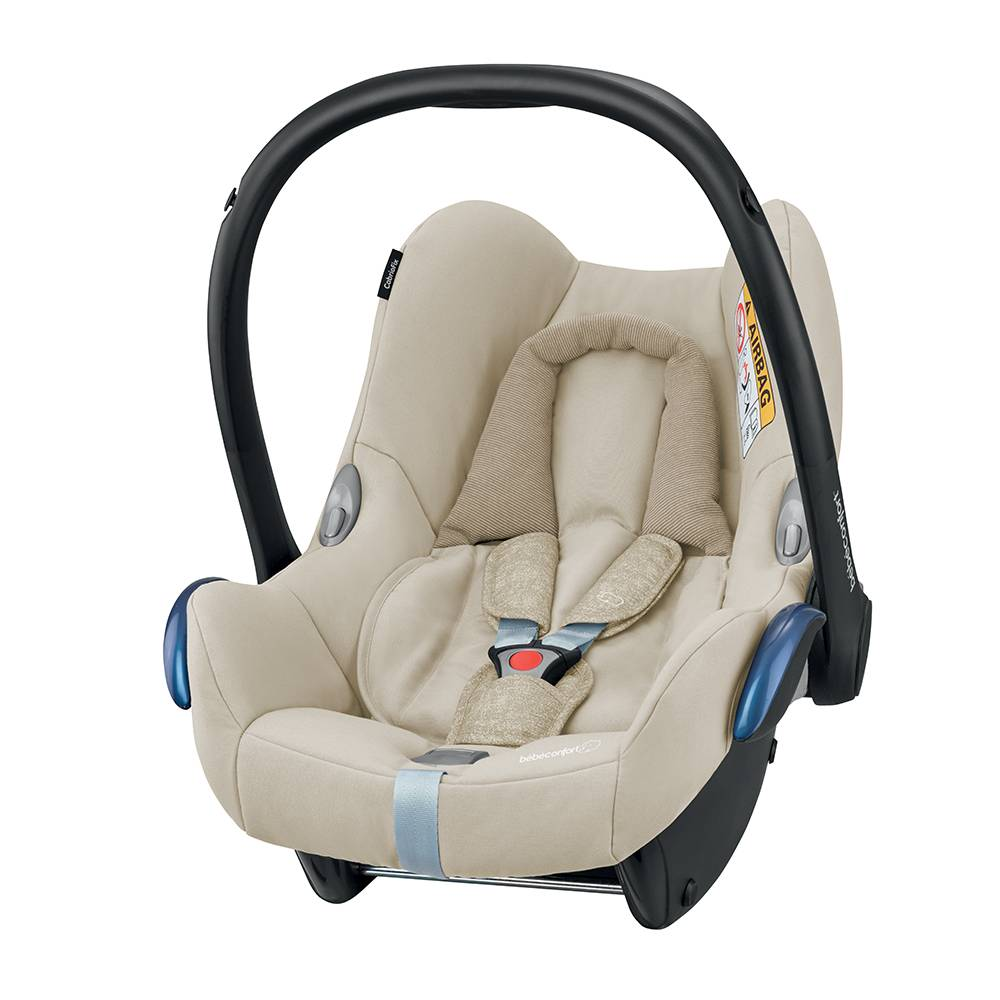 Bébé Confort 13Kg)Cosi Cabriofix BEIGE Bébé Confort