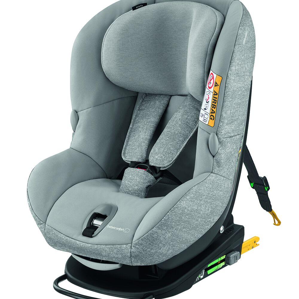 Bébé Confort 18kg)Siège auto Milofix GRIS Bébé Confort
