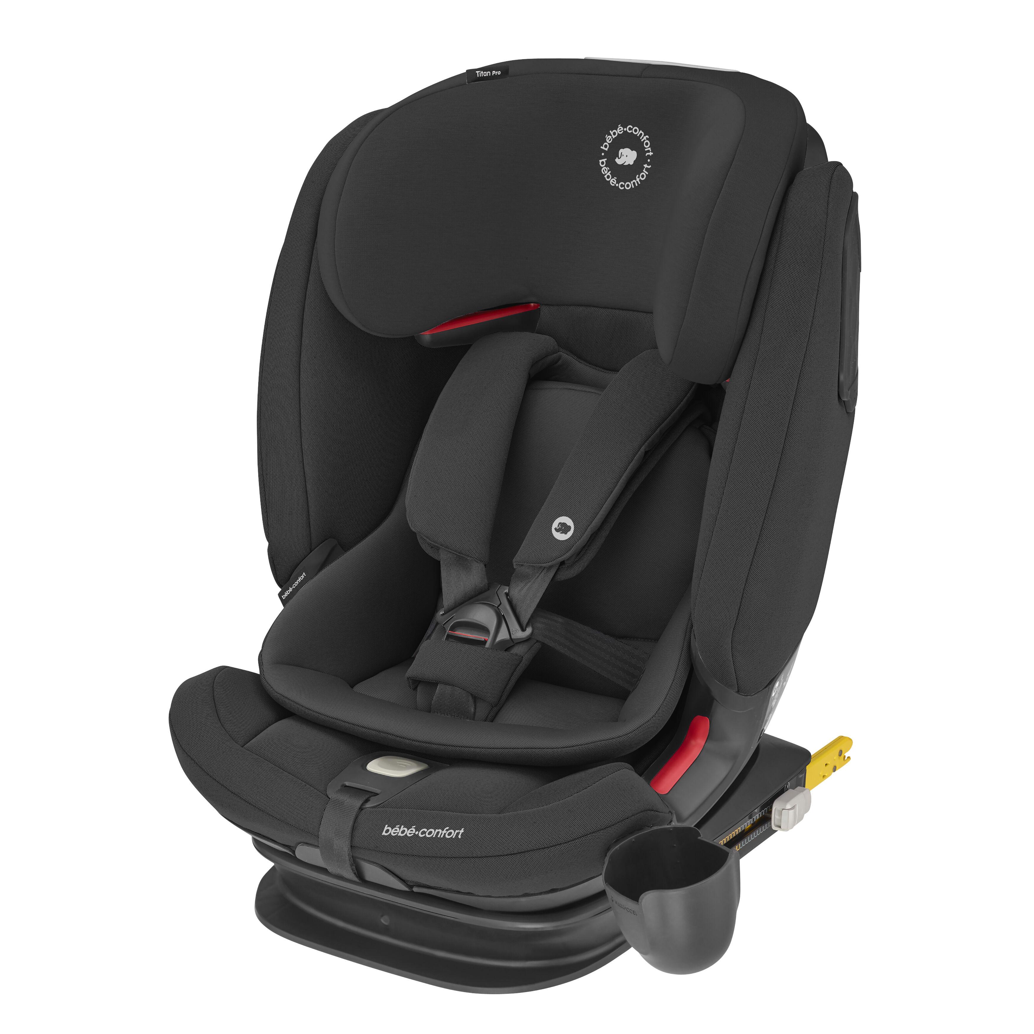 Bébé Confort Siège auto Titan Pro NOIR Bébé Confort