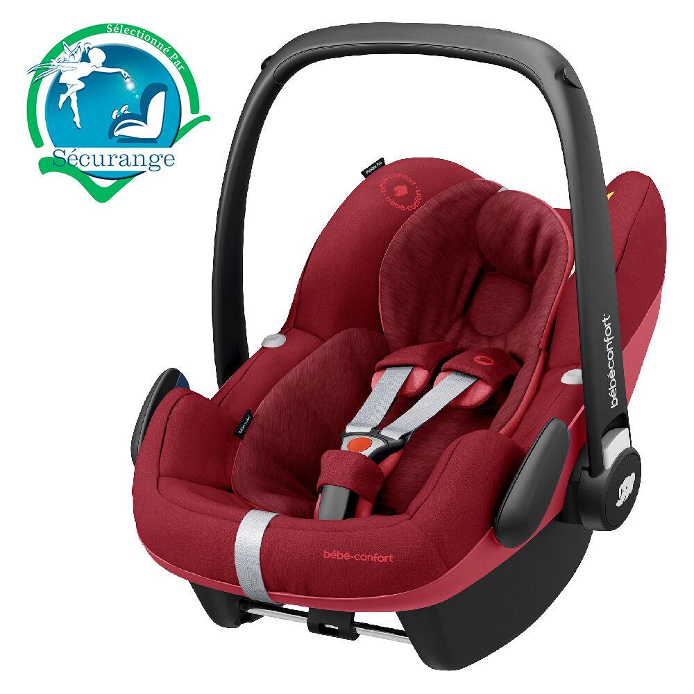 Bébé Confort Cosi Pebble pro - i-Size ROUGE Bébé Confort