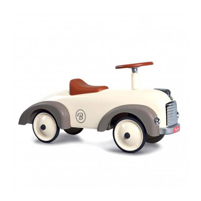 Baghera Porteur Speedster vintage en métal BEIGE Baghera