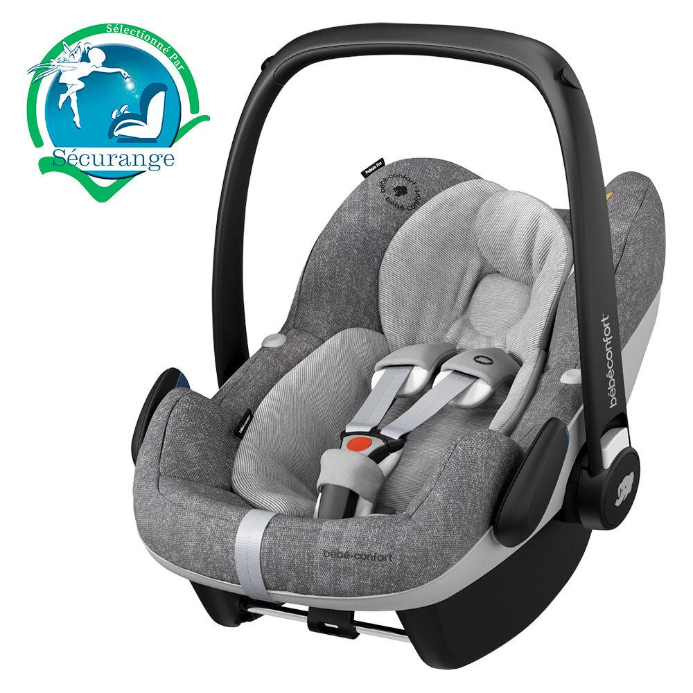 Bébé Confort Cosi Pebble pro - i-Size GRIS Bébé Confort