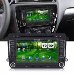 7 Autoradio Lecteur DVD de voiture Navigation GPS Bluetooth pour VW -... par LeGuide.com Publicité