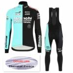 2019 Bianchi Hiver Maillot de Cyclisme Homme Thermique Fleece Manches... par LeGuide.com Publicité