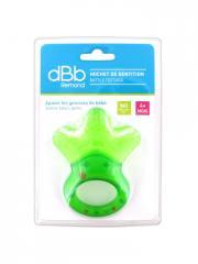 dBb Remond Hochet de Dentition 4 Mois et + - Blister 1 anneau