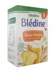 Blédina Blédine Saveur Briochée Dès 8 Mois 400 g - Boîte 400 g