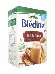 Blédina Blédine Blé & Cacao dès 6 Mois 400 g - Boîte 400 g