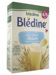 Blédina Ma 1ère Blédine Nature dès 4/6 Mois 250 g - Boîte 250 g