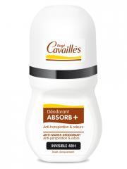 Rogé Cavaillès Déo-Soin Anti-Traces Roll-On 50 ml - Flacon-Bille 50 ml