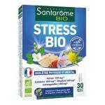 santarome  Santarome Bio Stress Bio 30 Gélules - Boîte 30 Gélules Santarome... par LeGuide.com Publicité