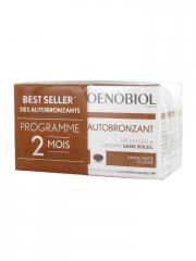 Oenobiol Autobronzant Lot de 2 x 30 Capsules - Lot 2 x 30 Capsules