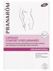 Pranarôm Aromafemina Capsules Confort Voies Urinaires Bio 30 Capsules - Boîte 30 capsules