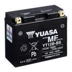 yuasa  YUASA Batterie moto YUASA YT12B-BS YUASA Batterie moto (Ref: YT12B-BS)... par LeGuide.com Publicité