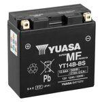 yuasa  YUASA Batterie moto YUASA YT14B-BS YUASA Batterie moto (Ref: YT14B-BS)... par LeGuide.com Publicité
