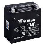 yuasa  YUASA Batterie moto YUASA YTX16-BS YUASA Batterie moto (Ref: YTX16-BS)... par LeGuide.com Publicité
