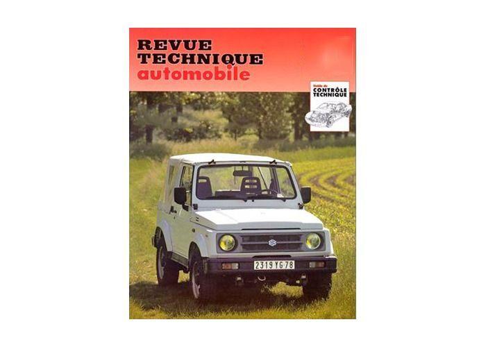 ETAI Revue technique auto ETAI 23533