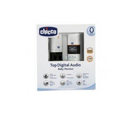 Chicco Top Digital Audio Baby Monitor 0m+ 0m