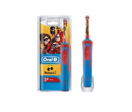 Oral-B Kids Brosse à Dents Électrique Indestructibles