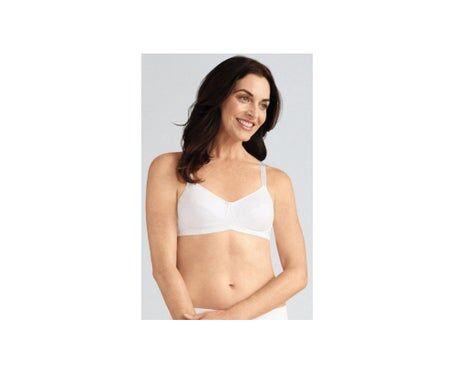 Amoena Soutiengorge Ruth Sans Armatures Blanc Taille 100B