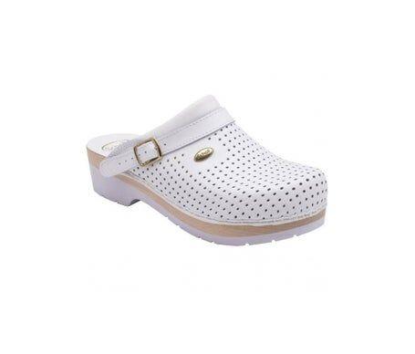 Scholl Sab/Scholl Perfore 634 Blanc 40