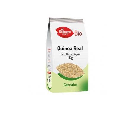 El Granero Quinoa Real Biologica 1kg *