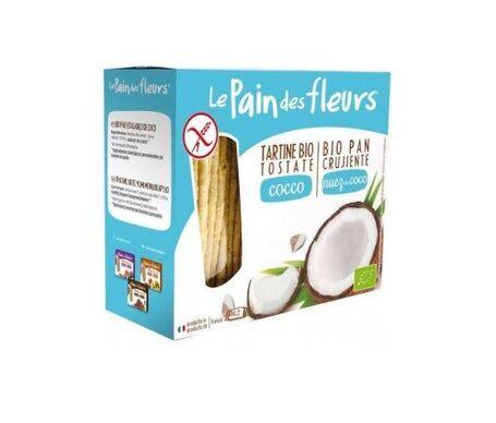 Pan Flores Nuez Coco 150g *
