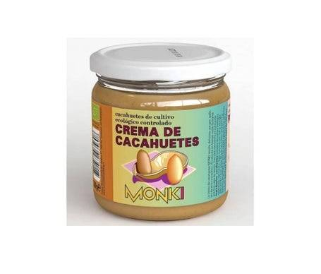Monki Crema Cacahuete Bio 330g *