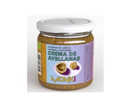 Monki Crema De Avellanas Bio330g *