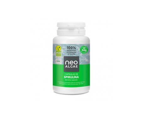 Neoalgae Néoalgues Spiruline Capsules 120 Capsules