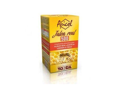 Tongil Apicol Gelée Royale Apicol 500 60 Perles