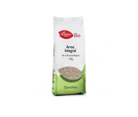 EL GRANERO Granero Alimentacion Riz à grains entiers Bio 1 Kg