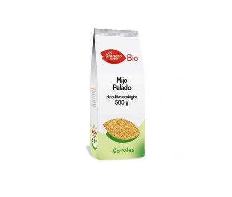 EL GRANERO Granero Food Millet pelé Bio 500g