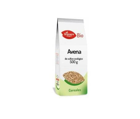 EL GRANERO Granero Feeding Grain d'avoine Grain Bio 500g