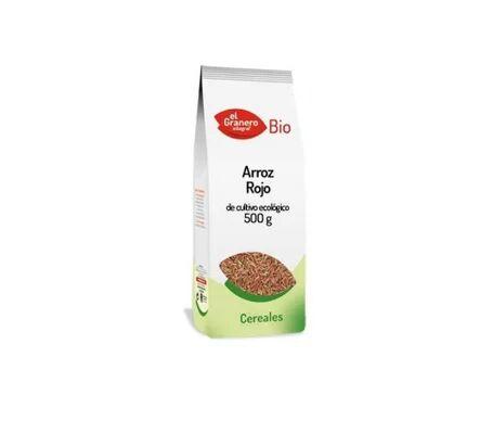 EL GRANERO Granero Food Riz Rouge Bio 500g