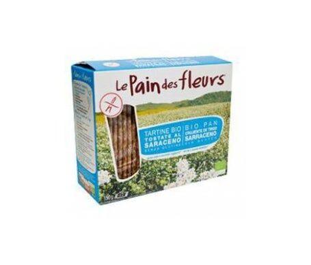 PAN FLORES Fleurs de pain S/sel Bio 150 g