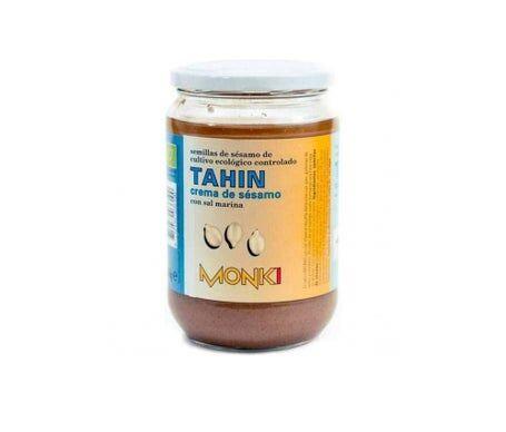 Monki Tahin Toasté 650gr Bio