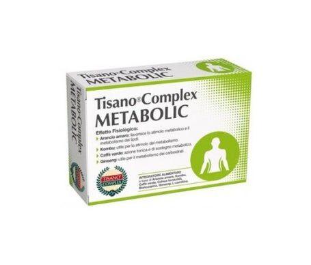 Decottopia Metabolic Tisano Complex 30Cpr
