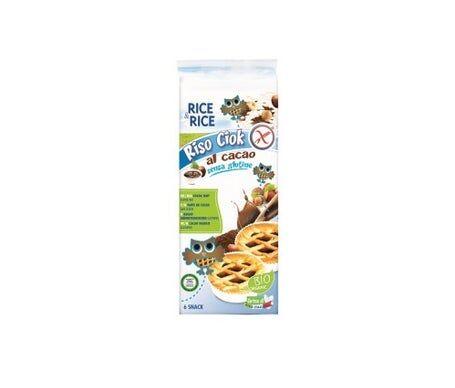 Rice&Rice R&R; RIZ CIOK CACAO CACAO 6X33G