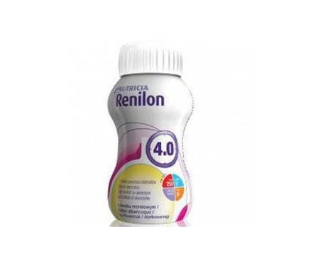 Nutricia Renilon 4,0 Abricot 4X125Ml