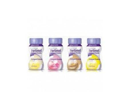 Nutricia Fortimel Compact Pro Ba4X125Ml