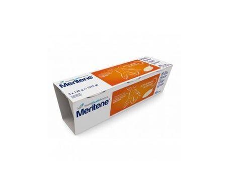 Meritene Crèmes à la vanille 3X125G