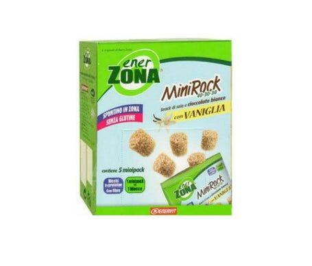 ENERVIT Enerzona Minirock 40-30-30 Avec Vanille 5 Minipacks