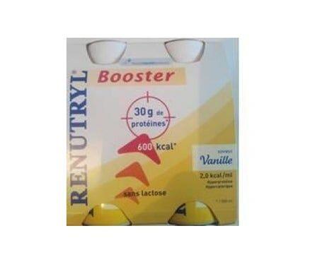 Renutryl Nestlé Renutryl Booster Vanille 4 x 300 ml