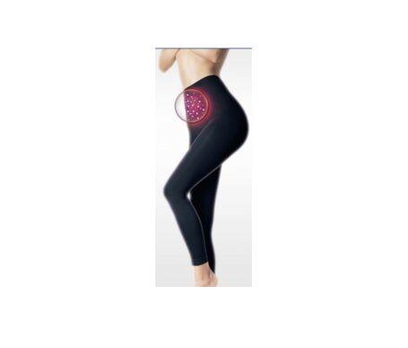 Lytess Legging Duo Minceur Biocéramique Noir L/XL