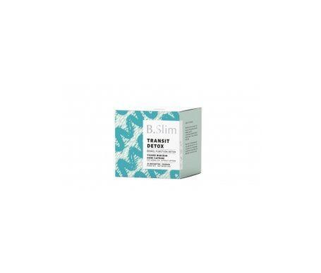 Dietworld B.Slim Transit Detox Tisane Minceur 30 infusettes